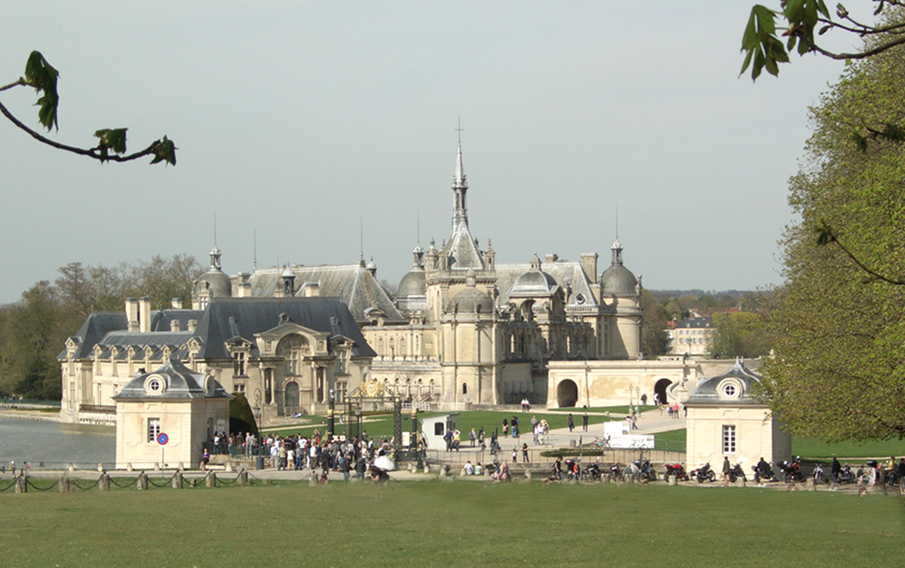 Chateau 2++Chantilly++CIMG1114+